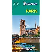 Michelin Le Guide Vert Paris (MICHELIN Grüne Reiseführer)