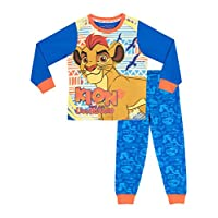 Disney Boys The Lion Guard Pyjamas Ages 18 Months to 8 Years