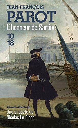L'honneur de Sartine (Nicolas Le Floch n°9)