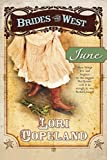 June (Brides of the West Book 2)