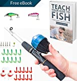 Best Kid Fishing Poles - Kids Fishing Pole Combo Set | All-in-One Youth Review