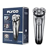 Flyco FS339IN 3D Rechargeable Rotary Electric Shaver 100% Waterproof IPX7 Wet & Dry Electric Shaving for Men Razors with Pop-up Trimmer and LED Digital Display