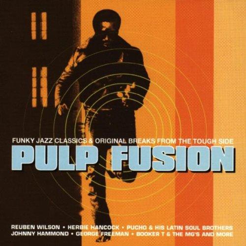 Pulp Fusion 1 CD