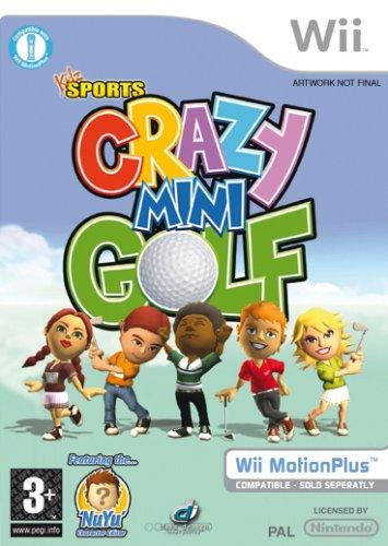 Crazy Mini Golf (wii)