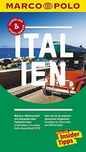 Preisvergleich Produktbild MARCO POLO Reiseführer Italien: Reisen mit Insider-Tipps. Inklusive kostenloser Touren-App & Update-Service