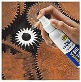 Bearbelly - Inhibidor de óxido Eliminador de óxido Spray Rust Spray de Limpieza rápida, óxido Resistente a la corrosión, Bloqueador de óxido a Largo Plazo, Protector de Metal lubricante antioxidante