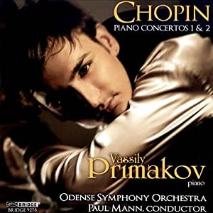 Primakov Plays Chopin Pno Cons [Import anglais]