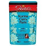 Geeta Die Currypaste - Korma (80 G)