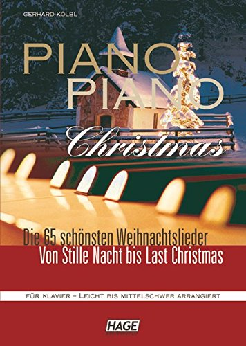 Piano Piano Christmas - Weihnachtslieder für Klavier Test