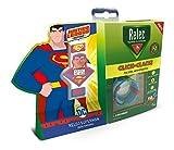 Relec Pulsera Repelente Antimosquitos Superhéroes Superman - 1 Unidad
