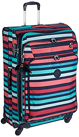 Kipling - YOURI SPIN 68 - 71 Litres - Trolley - Spicy Stripes - (Multi-couleur)