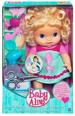 Hasbro 19411148–Muñeca de Hasbro Baby Alive