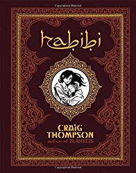 Habibi (Pantheon Graphic Novels) by Craig Thompson (2011-09-20)