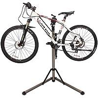 XBTECH El Estante/El Hogar De La Reparación del Ciclo De La Bici De La Bicicleta Puede Ser Ajuste De 360 ° Y Regulador Fijo/Banco De Trabajo Plegable De La ...