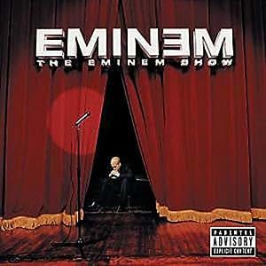 The Eminem Show (Explicit Version - Limited Edition) [Vinyl LP]