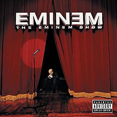 eminem vinyl The Eminem Show (Explicit Version - Limited Edition) [Vinyl LP]