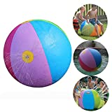 mieres (Kids '054 Spray Eau Ballon de Plage, Multicolore, 75 x 75 x 75 cm