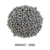Lixada Metal Negative Potential Magnesium Granules Hydrogen Balls for Water Purifier Shower Cup