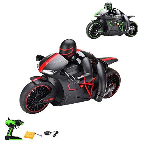 RC ferngesteuertes Moto, 2,4GHz–1: 18modèle, Ready to Drive, avec télécommande, batterie et...