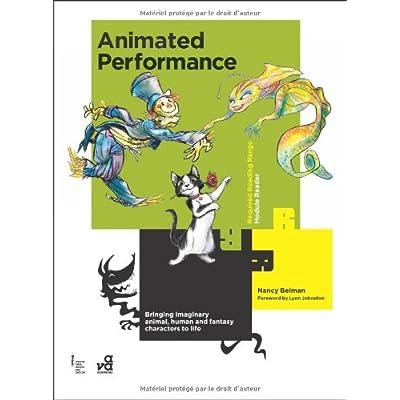 Animated performance /anglais