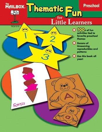 Die Mailbox B-cher TEC61310 Thematische Fun For Little Learners (Fun Mailbox)
