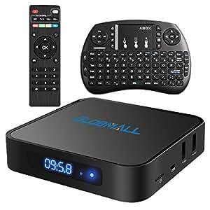 Globmall Smart TV Box (X1)