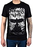 Camiseta Oficial Motionless In White Phoenix (Negro)