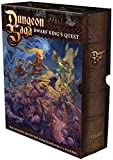 Dungeon Saga: Dwarf King's Quest - Board Game - Brettspiel - Englisch - English