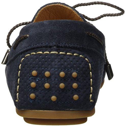 Shoemaker 8539256, Mocassins Homme Bleu (Blu)