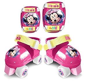 Stamp Sas Minnie Set Roller E/K Pads Color Pink 23-27 J862035