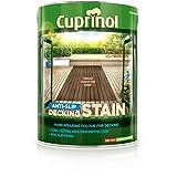 Cuprinol Ultra Tough Decking Stain Natural 5L