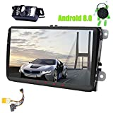 9-inch Android 6.0 Double 2Din Head Unit for VW Car Stereo Golf Jetta