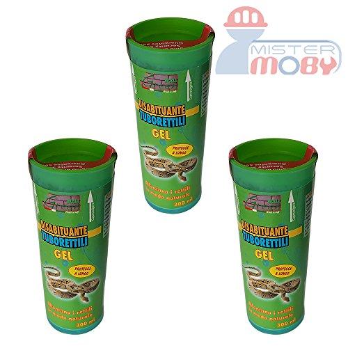 mistermoby-repellente-disabituante-allontana-gechi-rettili-tubo-gel-impermeabile-3-confezioni-da-300