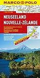 MARCO POLO Kontinentalkarte Neuseeland 1:2 Mio. (MARCO POLO Kontinental /Länderkarten) - Polo Marco