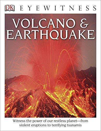 DK Eyewitness Books: Volcano & Earthquake by Susanna Van Rose (2014-08-18) par Susanna Van Rose