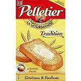 Pelletier Biscottes Épaisses - ( Prix Par Unité ) - Envoi Rapide Et Soignée