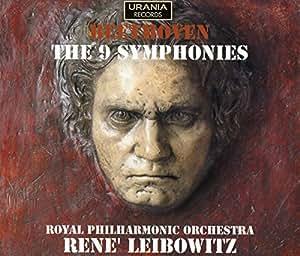 Die 9 Sinfonien/Ouvertüren
