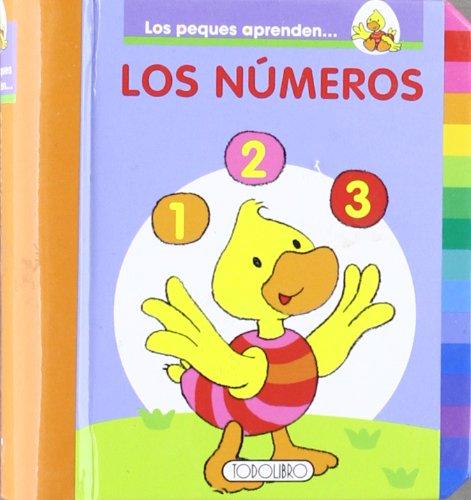 Los números (Los peques aprenden) por Todolibro