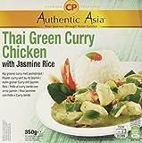 Cp - Pollo al Curry Thai Verde con Riso Jasmine - 350 gr
