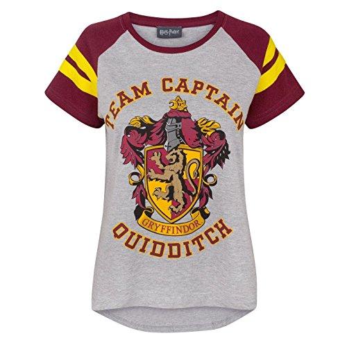 HARRY POTTER Quidditch Team Captain Women's Top (XXL)