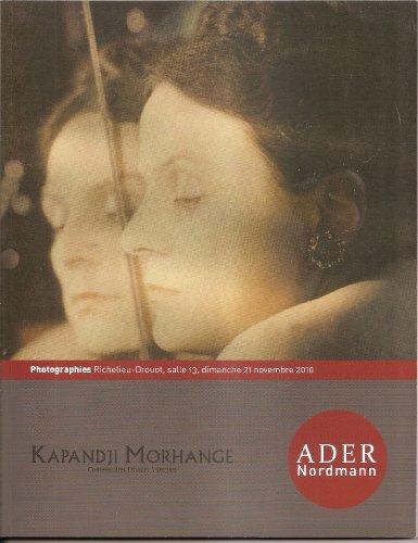 PHOTOGRAPHIES ANCIENNES-MODERNES ET CONTEMPORAINES - SIEFF-BOUBAT-MOLINIER-GALVEZ-RONIS-ISIS-GREENE...Vente Ader Kapandji Morhange du 21/11/2010 ...