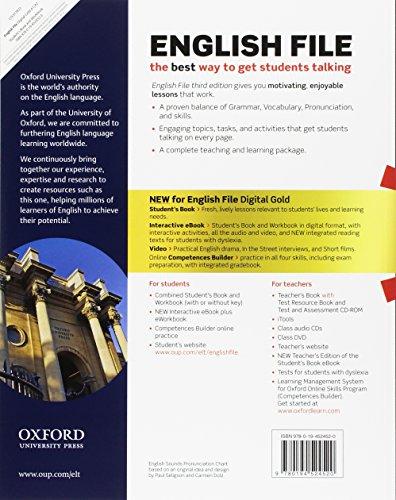 English file gold. A1-A2 premium. Student's book-Workbook. Per le Scuole superiori. Con e-book. Con espansione online