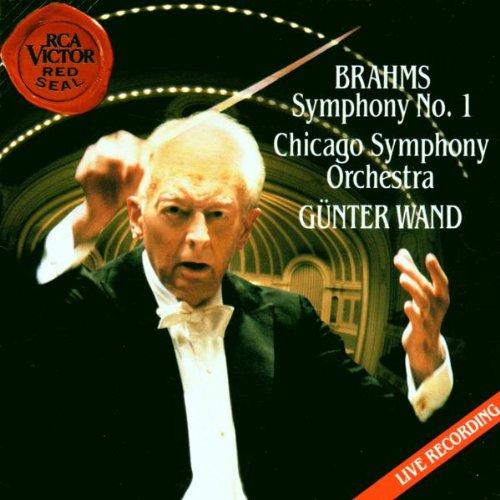 Preisvergleich Produktbild Brahms: Sinfonie 1
