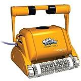 Dolphin Dynamic Prox 2Gyro–Limpiafondos automático profesional para piscina de hasta 25m, con cepillo combinado