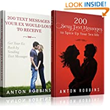 Get Your Ex Back: Publishing Box Set: 200 Text Messages Your EX Would Love to Receive, 200 Text Messages to Spice up Your Sex-Life (get your ex back, get ... fast, breakup, erotica, sex life marriage)