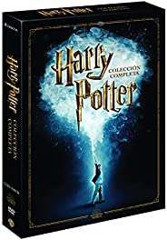 Pack Harry Potter Colección Completa [DVD]