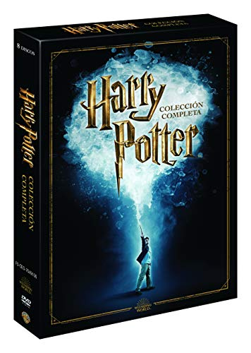 51gcelkvjTL - Harry Potter Colección Completa Ed19 [DVD]