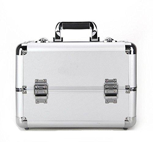 GBT Home Schönheit Fall kosmetischen box kosmetische Verschönerungs White