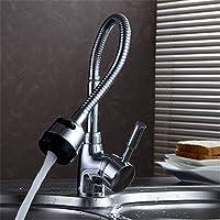 BBSLT Rubinetti rubinetto elettrico calda e fredda rubinetto nel lavandino della cucina di