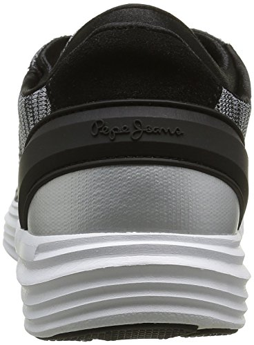 Pepe Jeans - Dakota, Sneaker Donna Argento (Argent (934Silver))